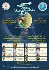 پوستر دومین سمپوزیوم تازه های نقشه برداری مغز ایران