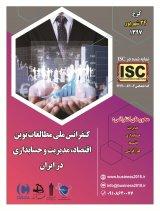 پوستر کنفرانس ملی مطالعات نوین اقتصاد، مدیریت و حسابداری در ایران