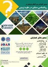 پوستر سومین کنفرانس بین المللی پژوهش در روانشناسی ، مشاوره و علوم تربیتی