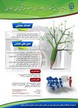 پوستر دومین همایش منطقه ای کارورزی، توسعه شایستگی های حرفه ای