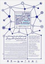 پوستر دومین همایش ملی مدیریت، حسابداری و کسب و کار الکترونیکی با رویکرد اقتصاد مقاومتی