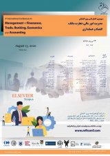 پوستر سومین کنفرانس بین المللی مدیریت امور مالی، تجارت، بانک، اقتصاد و حسابداری