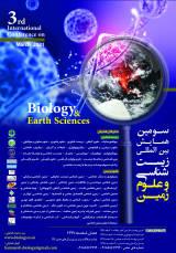 پوستر سومین همایش بین المللی زیست شناسی و علوم زمین
