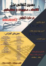 پوستر دهمین کنفرانس ملی اقتصاد،مدیریت و حسابداری