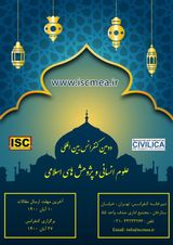 پوستر دومین کنفرانس بین المللی علوم انسانی و پژوهش های اسلامی